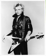 Sarstedt - REAL PHOTO - Michael Schenker - Rock - Pop - Music - Artist - Deutschland - Famous People