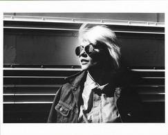 New York - REAL PHOTO - Debbie Harry - Blondie - Rock - Pop - Music - Artist - United States Of America - Famous People