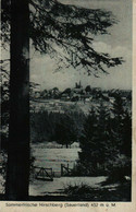 HIRSCHBERG (Sauerland) Sommerfrische R.A.D. Lager-Karte  2.2.1943 (1 Mal Verfügbar) - Pétange