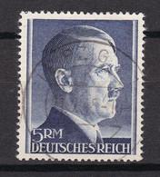 Deutsches Reich - 1944 - Michel Nr. 802 B - Gestempelt - 1400 Euro - Used Stamps