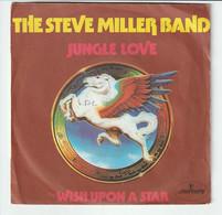 SP 45 TOURS THE STEVE MILLER BAND JUNGLE LOVE 1977 FRANCE MERCURY 6173506 - Rock