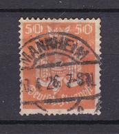 Deutsches Reich - 1924 - Flugpost - Michel Nr. 347 - Gestempelt - 35 Euro - Used Stamps