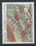 Andorre Français YT N°334 Sant Cerni De Nagol Neuf ** - Unused Stamps