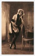 Photogravure. Femmes Style Art Déco. Fesses Nues. Lingerie Fine. Bas. érotique. Erotic.  ( Reproduction ) - Reproductions
