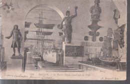Toulon - Le Musée Naval Construit En 1816 - Toulon