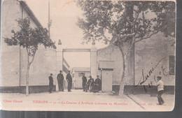 Toulon - La Caserne D'Artillerie Coloniale Au Mourillon - Toulon
