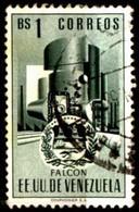 Venezuela 1953 Mi 912 Falcon - Venezuela