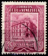 Venezuela 1953 Mi 944 Main Post Office Caracas - Venezuela