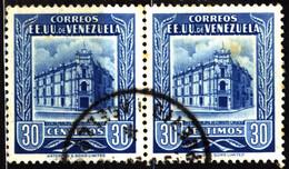 Venezuela 1953 Mi 945 Main Post Office Caracas - Venezuela