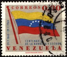 Venezuela 1963 Mi 1502 Flag Of Venezuela - Venezuela