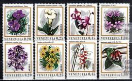 Venezuela 1970 Mi 1839-1846 Flora Of Venezuela - MNH - Venezuela