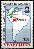 Venezuela 1974 Mi 1997 Ayacucho - Venezuela