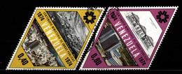 Venezuela 1974 Mi 2004, 2006 Centenary Of The Ministry Of Public Works. CTO - Venezuela