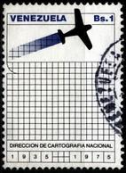Venezuela 1976 Mi 2019 40th Anniversary Of National Cartographic Institute - Venezuela