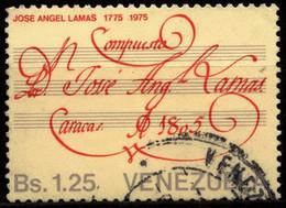 Venezuela 1976 Mi 2021 Signature - Venezuela