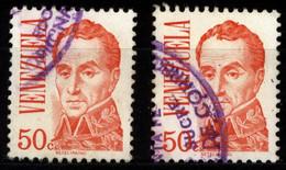Venezuela 1976 Mi 2029A Simón Bolívar - Venezuela