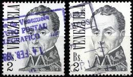 Venezuela 1976 Mi 2032 Simón Bolívar - Venezuela