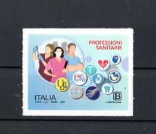 ITALIA  :  Professioni Sanitarie -  1 Val.   MNH**  Del  28.04.2021 - 2011-...:  Nuevos