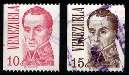 Venezuela 1978 Mi 2023C-2024C Simón Bolívar (1) - Venezuela