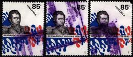 Venezuela 1980 Mi 2158 Homage To Bernado O' Higgings - Venezuela