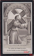 Hendrik Froyen Diepenbeek 1911 Lithographie Bidprentje Doodsprentje Image Mortuaire (kreukje) - Devotion Images