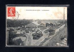 (10/05/21) 61-CPA FEUGUEROLLES SUR ORNE - LA BRIQUETERIE - Autres Communes