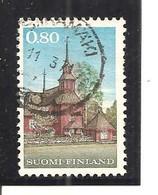 Finlandia-Finland Nº Yvert  637 (usado) (o) - Used Stamps