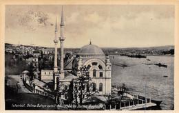 ISTANBUL - Dolma Bahçe Camii - Mosquée De Doima-Bagtsché. - Turkey