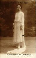 CPA PARIS MI-CAREME 1922 La Reine Du Xie (576428) - Andere