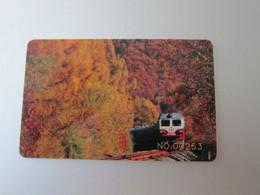 Restaurant Membership Card, Train - Unclassified