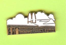 Pin's Mac Do McDonald's HU Hamburger University - 7W04 - McDonald's