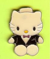 Pin's BD Hello Kitty Daniel Costume Bleu - 7W10 - Comics