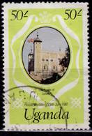 Uganda, 1981, Royal Wedding, 50Sh, Used - Uganda (1962-...)