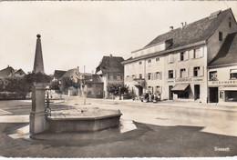 ZWITZERLAND-SCHWEIZ-SUISSE-SVIZZERA.-SISSACH-BASILEA CAMPAGNE-VERA PHOTO  VIGGIATA -11-1-1955 - BL Basle-Country