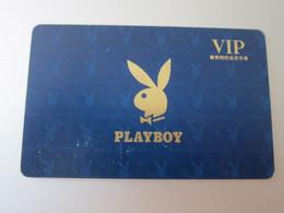 Playboy Watch Guarantee Card - Unclassified