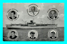 A936 / 453  Europa Canada Line MS SEVEN SEAS ( Bateau ) - Unclassified