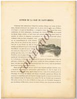 1914. SAINT BRIEUC, ERQUY, LAMBALLE, GUINGAMP. Nombreuses Gravures. - Collections
