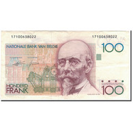 Billet, Belgique, 100 Francs, KM:142a, TB+ - 100 Francs