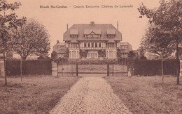 MUST Rhode Ste Genese Grande Espinette Chareau De Lanarode - Rhode-St-Genèse - St-Genesius-Rode