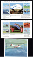 T1-16 Sierra Leone N° 2455 à 2548 + 2459 à 2462 + BF 372 ** A Saisir !!!  Avions - Sierra Leone (1961-...)