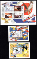 T1-16 Sierra Leone N° 2575 à 2578 + BF 391 + BF 392 ** A Saisir !!!  Avions - Sierra Leone (1961-...)