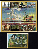 T1-17 Sierra Leone N° 3243 à 3250 + BF 482 ** A Saisir !!!  Avions - Sierra Leone (1961-...)