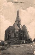 Grandpré L'eglise 1923   CPA - Sonstige Gemeinden