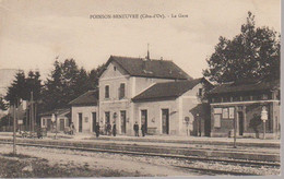 POINSON LES CRANCEY - LA GARE - Autres Communes