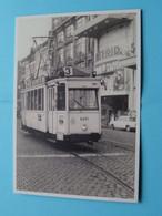 TRAM 3 Op Het ASTRIDPLEIN ( Ciné Astrid & Savoy ) 1972 ( Foto Frans Lauwers ) - ( Zie Foto's) ANTWERPEN Stad ! - Antwerpen