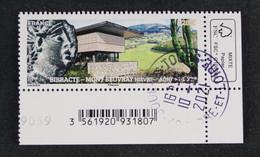 France 2021 Bibracte -Mont Beuvray Nièvre-Saone Et Loire- Oblitere - Used Stamps