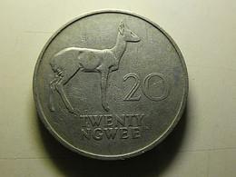 Zambia 20 Ngwee 1968 - Zambia