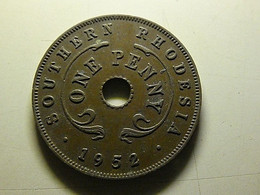 Southern Rhodesia 1 Penny 1952 - Rhodesia