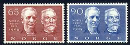 Norvege 1968 Yvert 532 / 533 ** TB - Unused Stamps