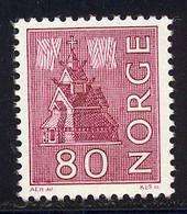 Norvege 1962 Yvert 447a ** TB Phosphorescent - Unused Stamps